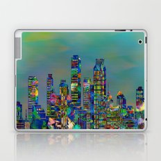 Graffiti City Laptop & iPad Skin