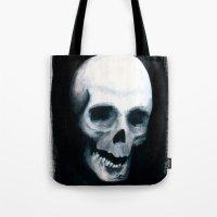 Bones XV Tote Bag
