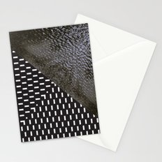 waves/grid #10 Stationery Cards