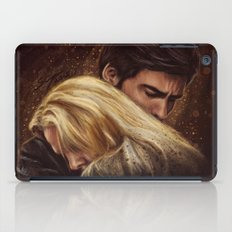 Don't Get Too Close, It's Dark Inside iPad Case