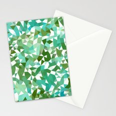 Seaweed Tris II Stationery Cards