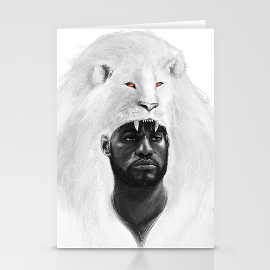 THE LION KING Stationery Card