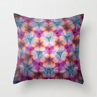Truffle Throw Pillow