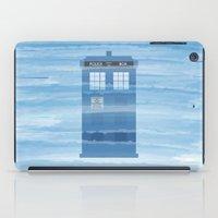 TARDIS Under The Sea - D… iPad Case
