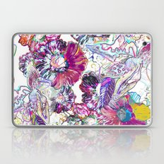 Line Flower Laptop & iPad Skin