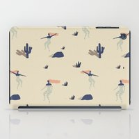 Dezert swim iPad Case