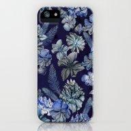 Earth & Sky Indigo Magic iPhone (5, 5s) Slim Case