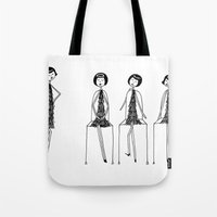 Eloise Was Never Very Go… Tote Bag