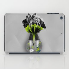 There's ecology in every drop iPad Case