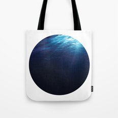 Under Water 8 Tote Bag