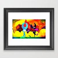 DOndAleH Framed Art Print