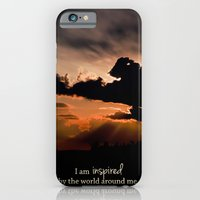 iPhone & iPod Case featuring inspired by the world II by lissalaine
