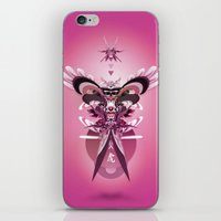 Little Angel iPhone & iPod Skin