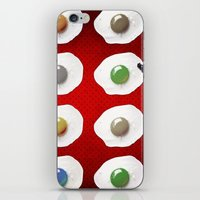 Disco Breakfast iPhone & iPod Skin