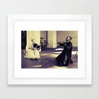 Love and Emotion Framed Art Print