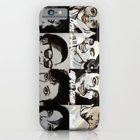 iPhone & iPod Case featuring MJ Eras by KNIfe