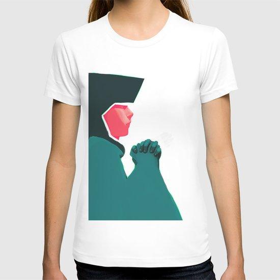Untitled digital drawing T-shirt