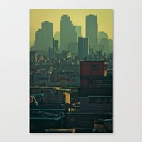 Eastern Seoul (II) Canvas Print