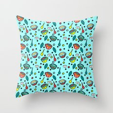 True Tea Throw Pillow