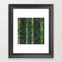 Super Natural No.8 Framed Art Print