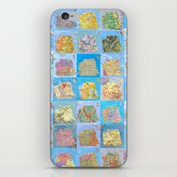 SF 49 iPhone & iPod Skin