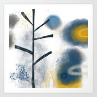 Cold Weather Art Print