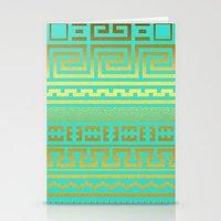 Gold | Greek Stationery Cards