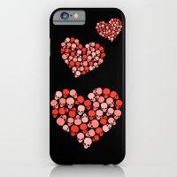 SKULL HEART FOR VALENTINE'S DAY iPhone 6 Slim Case