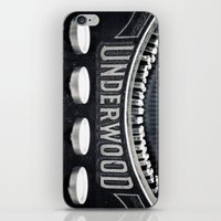 Underwood iPhone & iPod Skin