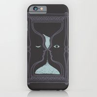 iPhone & iPod Case featuring blink and you'll miss it by Julia Sonmi Heglund