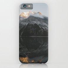 Mirror Mountains - Landscape Photography iPhone 6 Slim Case