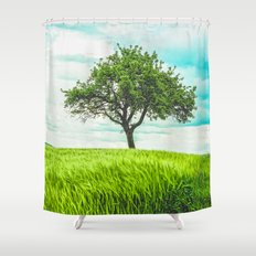 Lucid Dreaming Shower Curtain