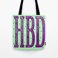 HBD Tote Bag
