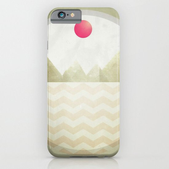 Pinked Sands iPhone & iPod Case