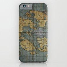 Seimeramus Map Slim Case iPhone 6s
