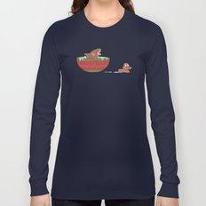 Gingerbread Jaws Long Sleeve T-shirt