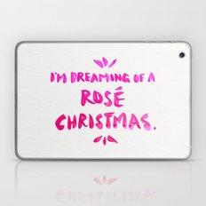 Rosé Christmas Laptop & iPad Skin