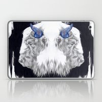 Space Cow Laptop & iPad Skin