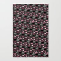 caMOOuflage Canvas Print