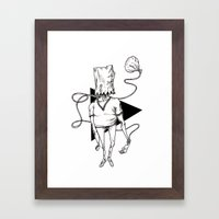 Bag Framed Art Print