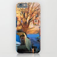 iPhone & iPod Case featuring Evening Sunlight by Garyharr