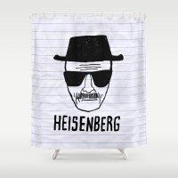 HeisenBerg Shower Curtain