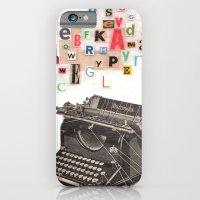 Paperback Writer iPhone 6 Slim Case