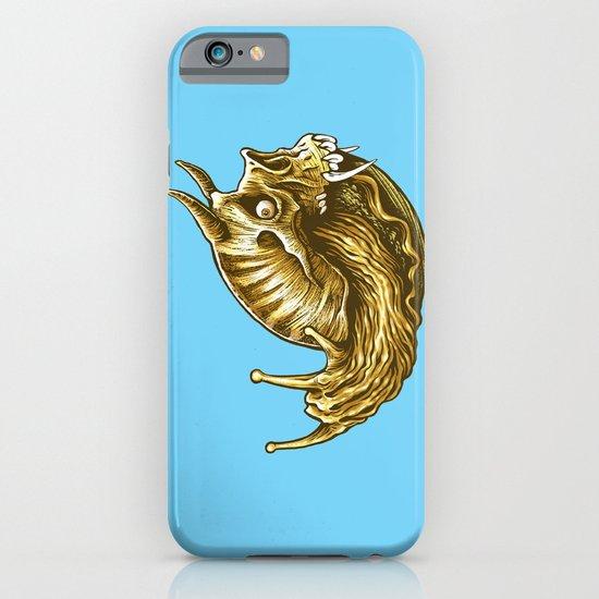 rock & snail  iPhone & iPod Case