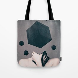 Tote Bag - Think Outside The Box  - dada22