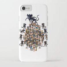 Super Aliens³ Resurrection iPhone 7 Slim Case