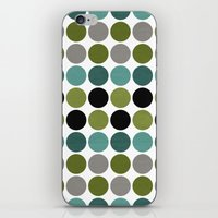 Tranquil Balance iPhone & iPod Skin