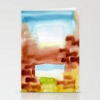 Ventanas Stationery Cards
