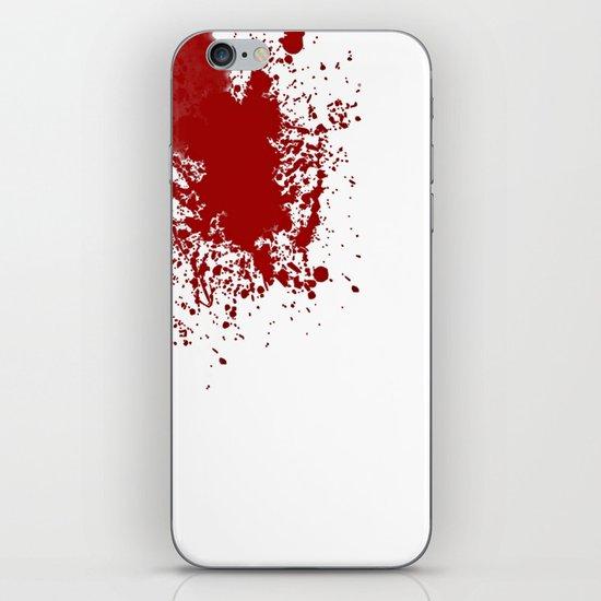 Bloody ... iPhone & iPod Skin