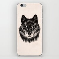 Moon Eyes iPhone & iPod Skin